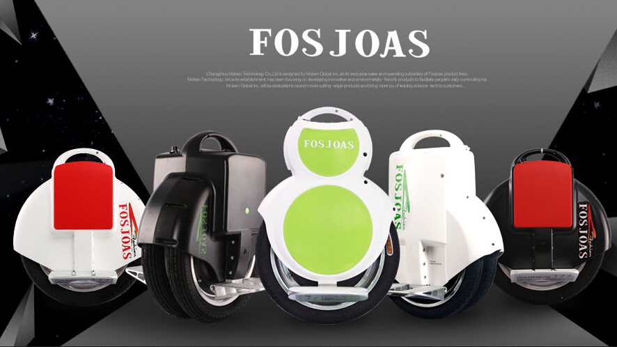 FOSJOAS self-balancing scooter