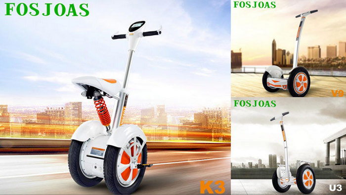 Fosjoas mini electric scooter