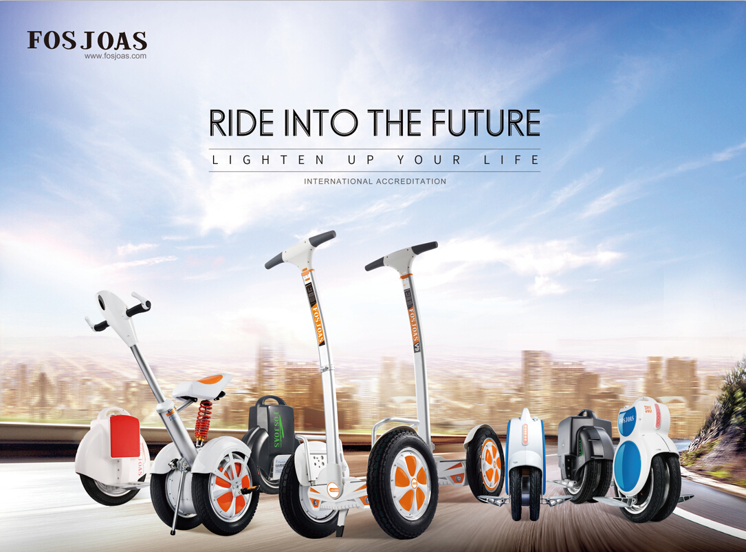 Fosjoas electric scooters