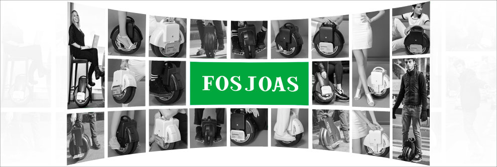 Fosjoas self-balancing electric scooter