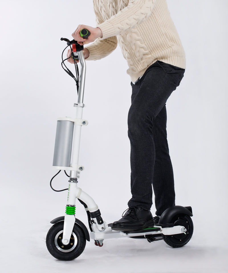 Fosjoas K5 two-wheeled electric scooter