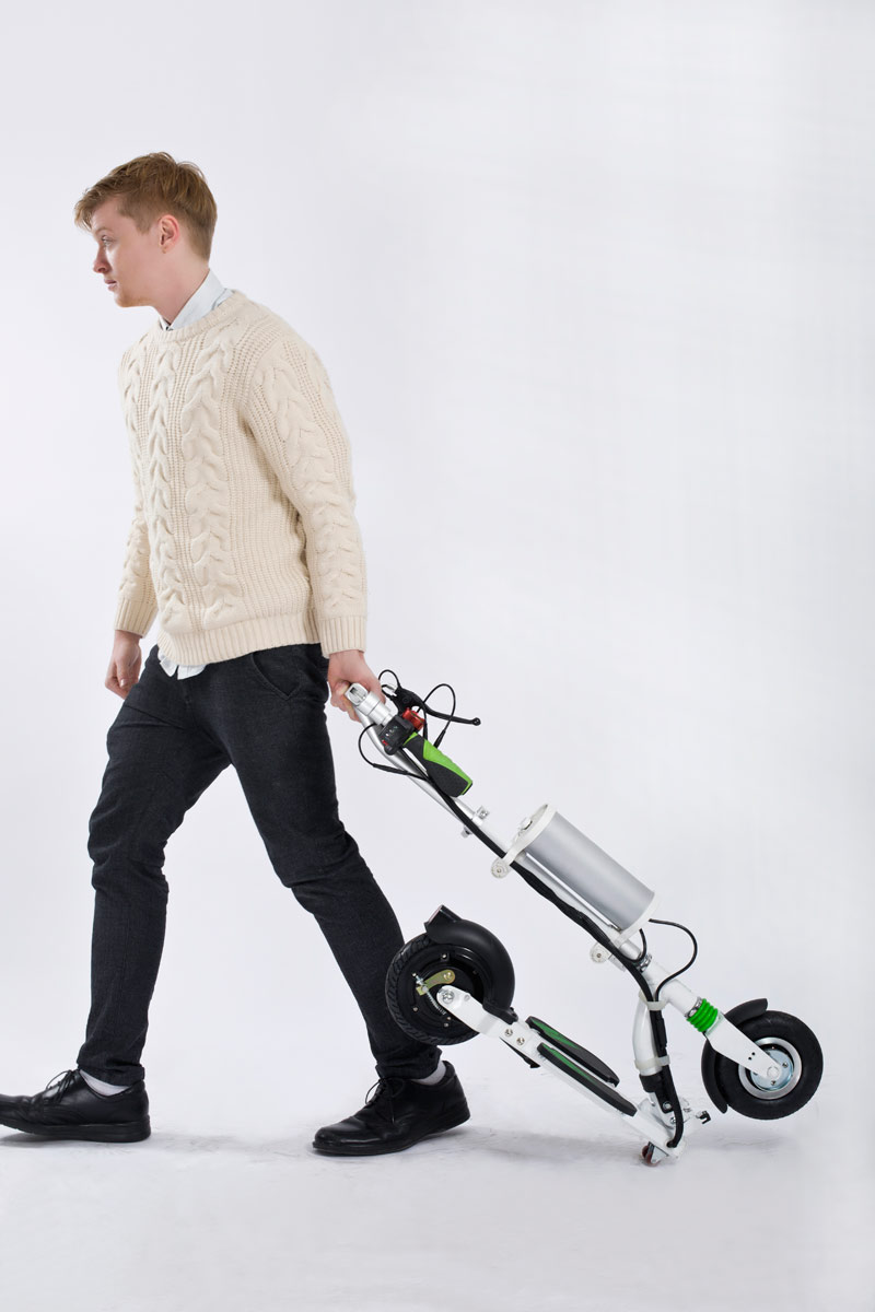 K5 standing up electric scooters