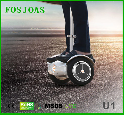 U-series intelligent self-balancing electric scooters