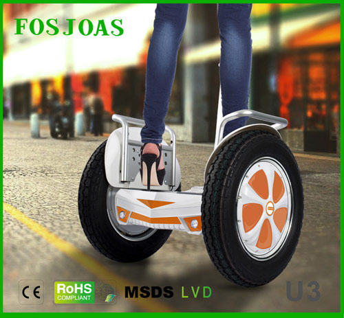 Fosjoas U3 electric scooter