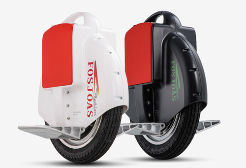 Fosjoas V6 one-wheeled electric scooter