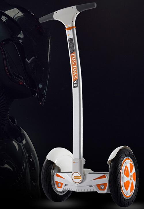 Fosjoas electric unicycle
