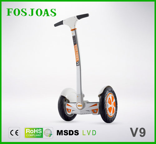 Fosjoas twin-wheeled electric scooter