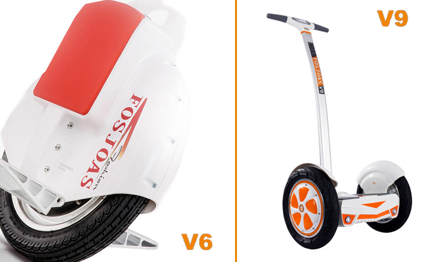 Fosjoas mini electric scooters