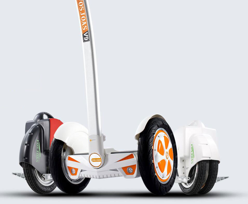 Fosjoas intelligent power scooter