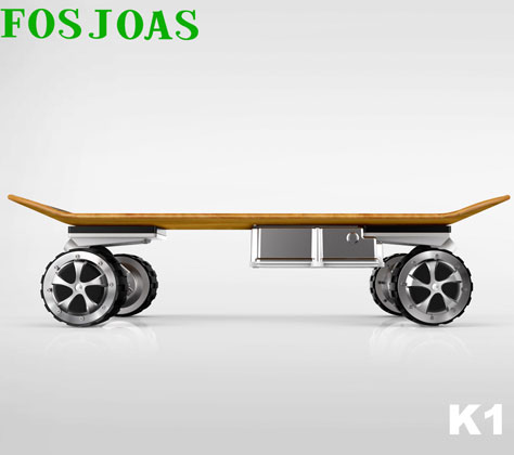 Fosjoas K1 wireless remote control skateboard