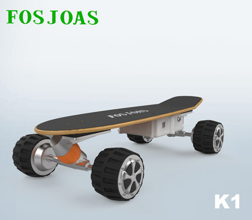 K1 self-balancing air board