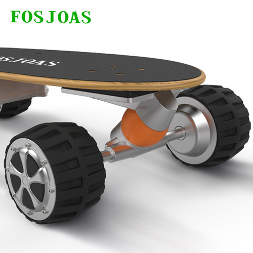 Fosjoas K1 motorized skateboard