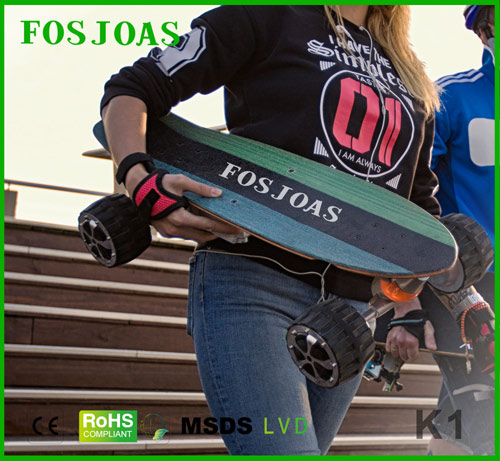 Fosjoas K1 electric self-balancing scooter