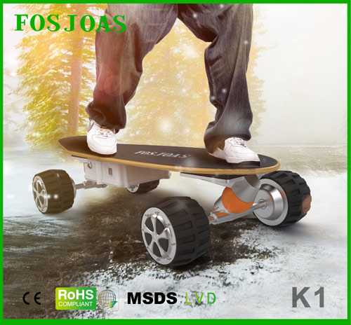 Fosjoas K1 wireless electric skateboard