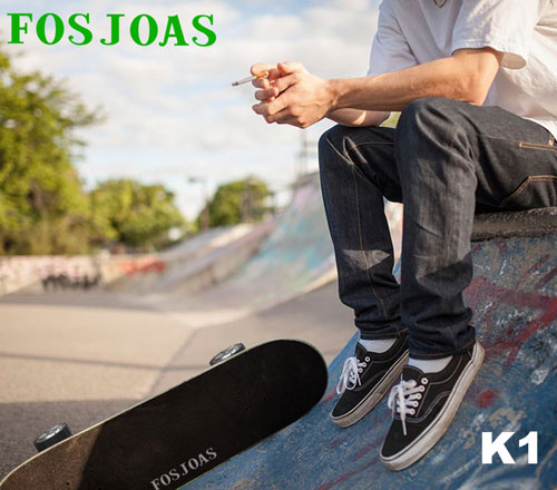 FOSJOAS electric skateboard K1