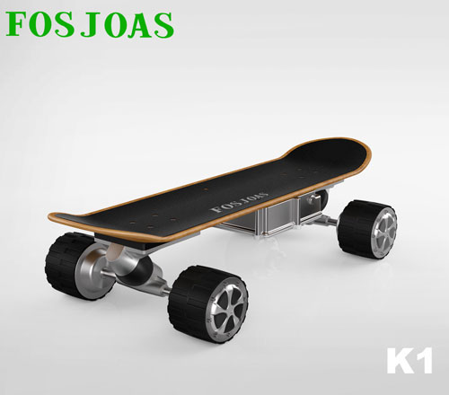 electric air skateboard