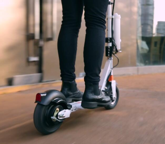 Fosjoas U1 sitting-posture electric scooter