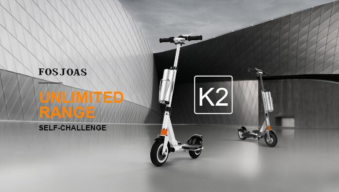 Fosjoas K2 foldable electric scooter
