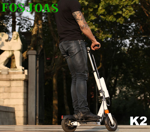 K2 electric scooter