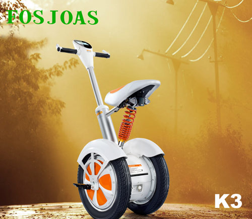 Fosjoas K3 sitting-posture self-balancing electric scooter