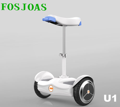 Fosjoas U1 saddle-equipped scooter