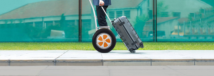 U3 self-balancing electric scooter