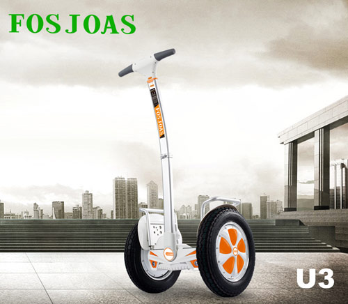Fosjoas U3 self-balancing electric scooter