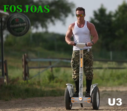 Fosjoas U3 standing up self-balancing scooters