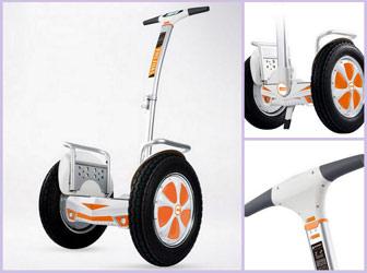 Fosjoas U3 electric scooter
