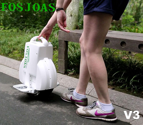 Fosjoas V3 twin-wheeled self-balancing scooter