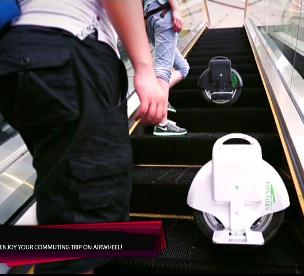 V8 intelligent electric scooter