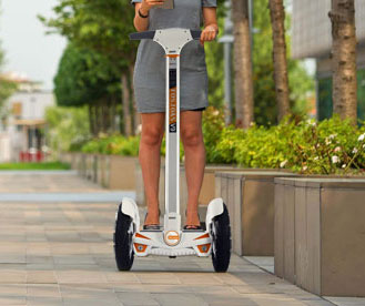 Fosjoas V9 two-wheeled electric scooter