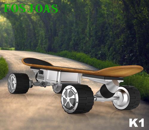 K1 self-balancing air board