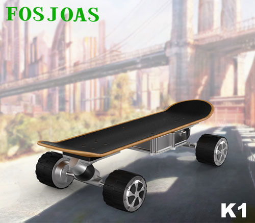 motorized skateboards