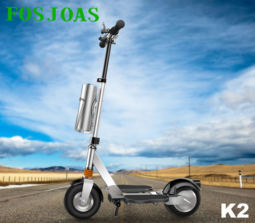 K2 standing up electric scooter