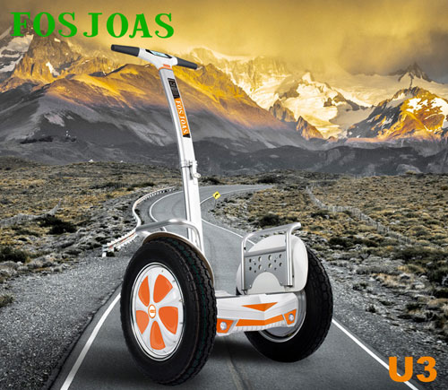 Fosjoas U3 SUV scooter
