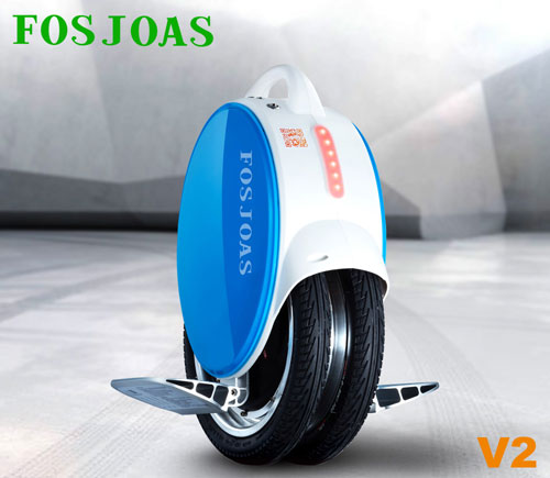 electric scooter Fosjoas V2