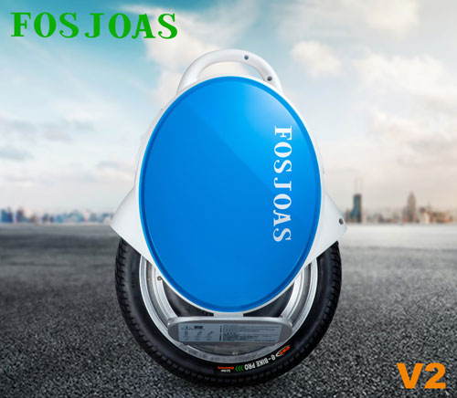 Fosjoas V2 Intelligent Two wheels Electric Scooter Is Suitable For Kids