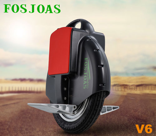 Fosjoas V6 electric unicycle